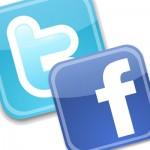 Seguinos en Facebook y Twitter