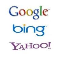 Google vs Bing vs Yahoo!
