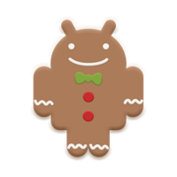 Gingerdroid - Android 2.3 Gingerbread