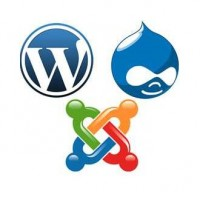 CMS - WordPress, Drupal y Joomla!