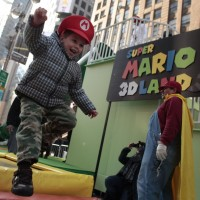 Super Mario 3D Launch Event